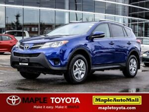 2015 Toyota RAV4 LE BACKUP CAMERA HEATED SEATS BLUETOOTH