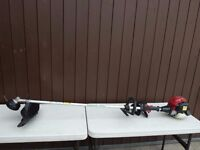 Paice Setter PS260 Strimmer with Honda 4 Stroke Petrol Engine - Year 2014