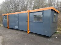 Portable Office Portable Cabin Site Office double office with kitchen&toilet