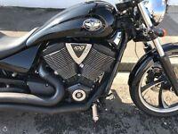 victory vegas 8 ball motorbike