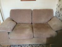Sette / sofa and chair