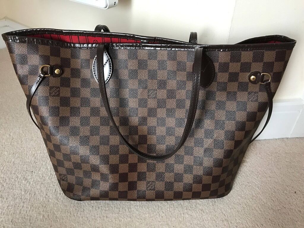 Authentic Louis Vuitton Neverfull MM   in Southampton, Hampshire ... 5f870ae25b