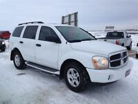 2005 Dodge Durango Limited Rated A+ by the B.B.B