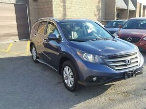 2012 Honda CR-V Touring W/ Navi Extended warranty up to 200000km