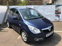 Vauxhall Agila 1.2, *1 Former Keeper* Ideal First Car, Alloys, Air Con, 12 Month Mot, Warranty