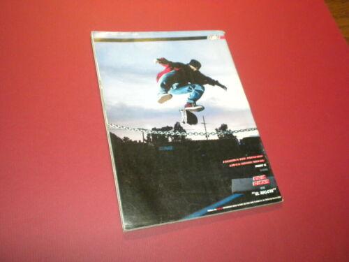 TRANSWORLD SKATEBOARDING magazine 1995 June SKATEBOARD