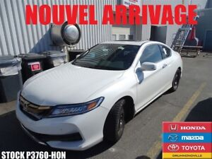 2016 Honda Accord TOURING+V6+MANUEL+COUPÉ 2 PORTE++