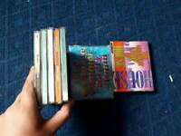 Cds and tapes