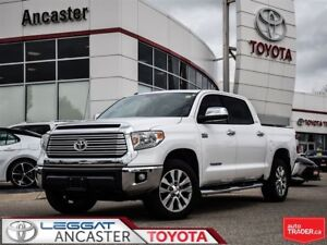 2015 Toyota Tundra Limited 5.7L V8 ONLY 34685 KMS!!