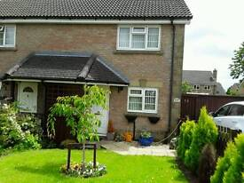 2 bed house exchange/Zeals Wiltshire