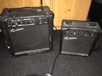 Guitar amp amplifiers