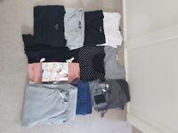 Maternity clothes bundle- size 10