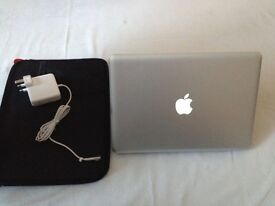 "MacBook Pro 13""3inch 320GB HD 4GB Memory software MacOS Sierra for sale"