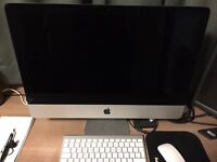 iMac 21.5 inch Mid 2014 in perfect condition.