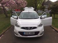 Nissan Micra 1.2 Acenta 5dr, p/x welcome FREE WARRANTY, FULL HISTORY