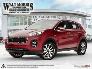 2017 Kia Sportage EX - AWD, HEATED SEATS, REAR VIEW CAMERA