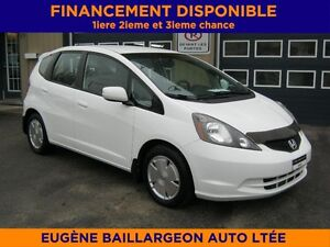 2010 Honda Fit LX AUTOMATIQUE 115 000 KM
