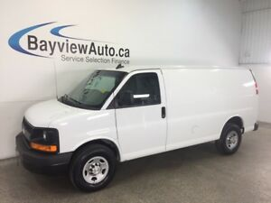 2016 Chevrolet EXPRESS - 4.8L! A/C! ON STAR! PWR GROUP!