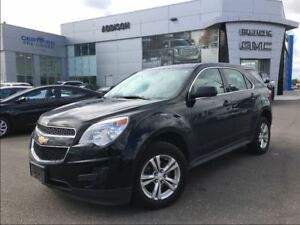 2015 Chevrolet Equinox AWD One owner, accident free