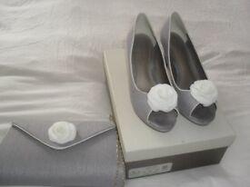 Jacques Vert Shoes & Handbag