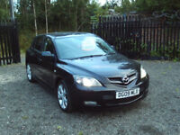 MAZDA 3 1.6 SPORT LIMITED EDITION 5DR 2009 XENON BOSE AUX F.S.H 2KEY LOW MILEAGE LONG MOT EXTRAS ...