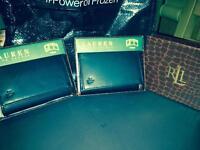 Brand new Ralph Lauren mens wallet!