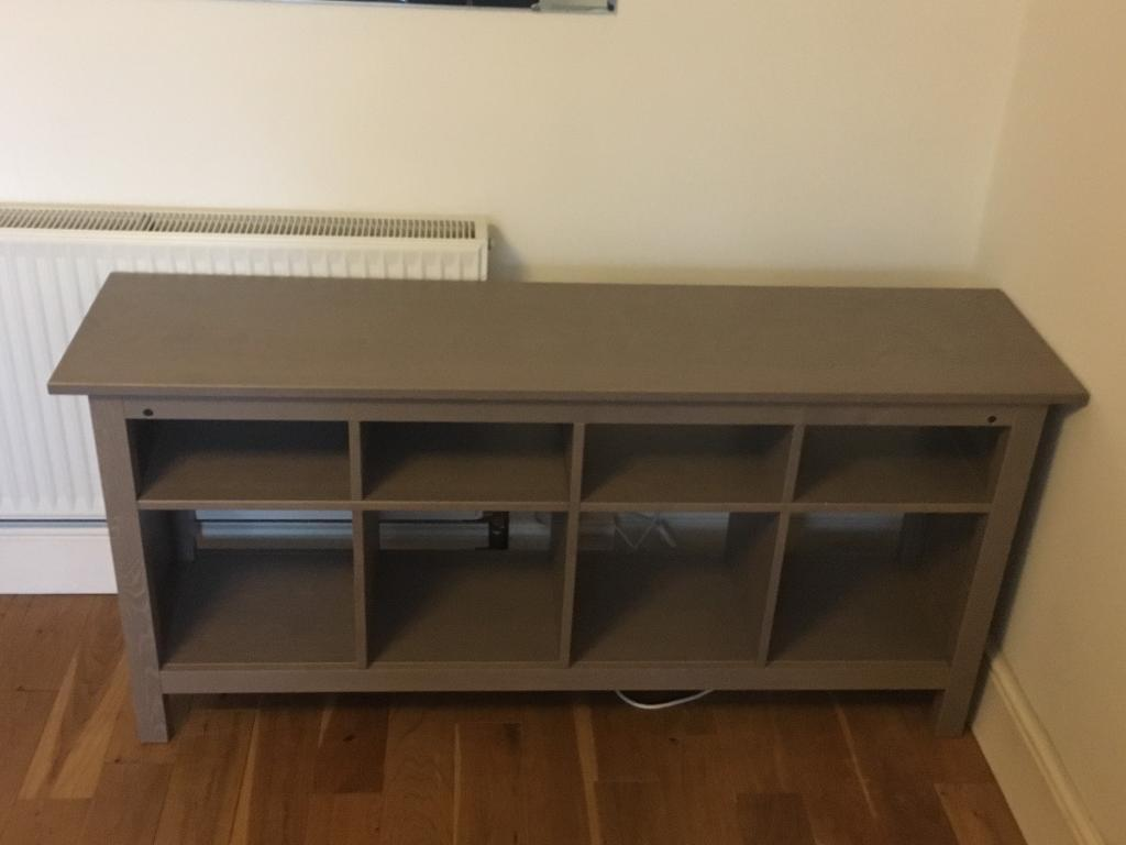 lounge console table ikea hemnes in new cross london. Black Bedroom Furniture Sets. Home Design Ideas