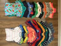 Boys clothing mainly 2-3 years & some 3-4 years + size 10.5 trainers.