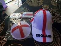 England baseball cap brand new