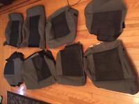 Jeep Wrangler 2008-2010 stock seat covers