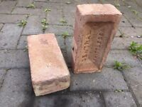 Bricks ***Free to collector *** 56 sq. Meters