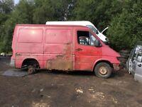 Wanted merc vans for export
