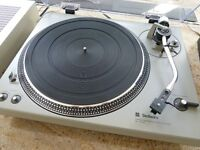 Good quality vinyl playing system - turntable, amplifier and speakers