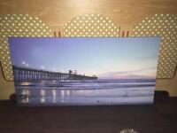 Beach canvas