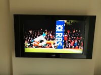 """Philips 42"""" HD Ready LCD TV with integrated digital tuner"""