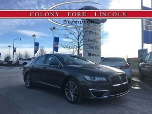 2017 Lincoln MKZ 400HP, 3.0LTR TURBO, 0.8% LEASE OR FINANCE!