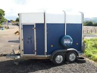 Ifor Williams 505R horse trailer for sale