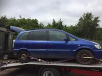 Scrap Cars / Vans bought for cash Wanted dead or alive