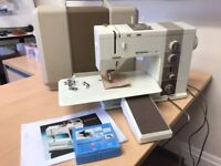 Bernina 930 Record Sewing Machine Excellent Condition