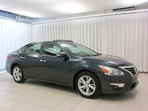 2014 Nissan Altima SL LEATHER AND SUNROOF!
