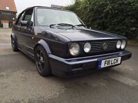 Volkswagen Golf 1.8 GTi MK 1 Convertible ***CHANCE TO OWN A TIMELESS CLASSIC***