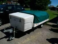 Cabanon Jupiter trailer tent