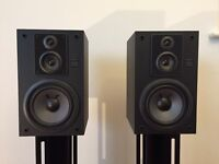 Sony Stereo Speakers 6 ohm SS-H2500 pair