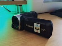 Canon Legria HF R306 Video Camera with 8GB SD Card