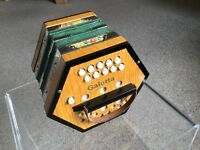Concertina/ Squeeze Box