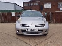 Nissan Micra 1.2 Initia, 5dr, SILVER - Excellent condition