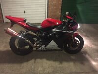 Yamaha r1 1000cc 2003 5pw