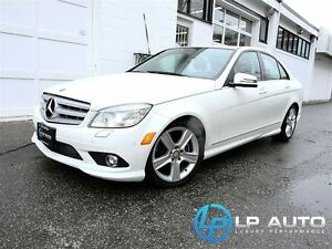 2010 Mercedes-Benz C-Class C300 4MATIC Easy Approvals!!
