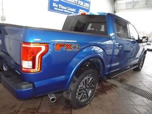 2015 Ford F-150 XLT FX4 4X4 LEATHER SUPERCREW CAB 5.0L Kitchener / Waterloo Kitchener Area image 3