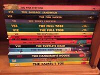15 Viz annuals